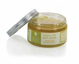Absolute Organic Organiczny scrub solny z oliwą z oliwek 420 ml